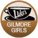 Gilmore Girls badge