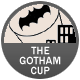 The Gotham Cup badge