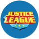 Justice League Of America badge