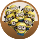 Despicable Me badge
