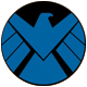 Agents Of Shield badge