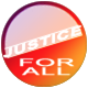 Justice For All badge