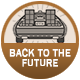Back To The Future badge