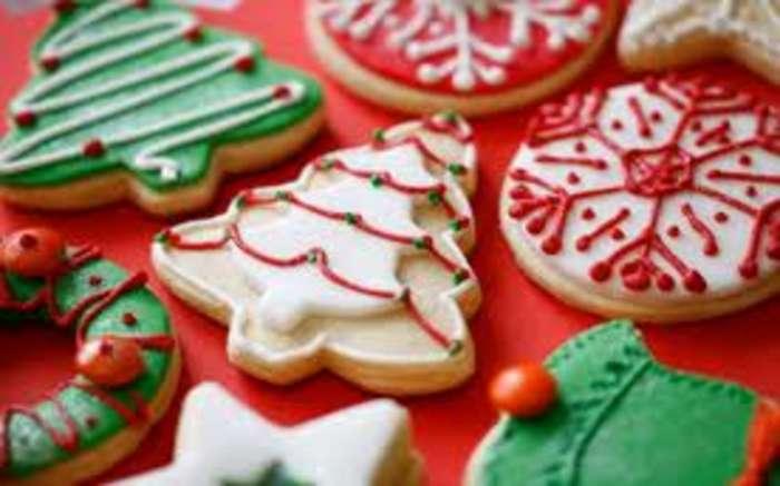 A Christmas Cookie Tea