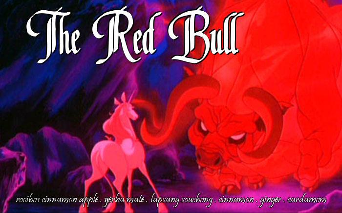 The Red Bull Tea