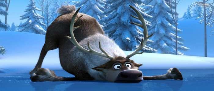 Sven The Reindeer Tea
