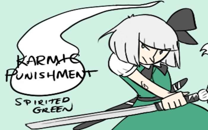Karmic Punishment Tea