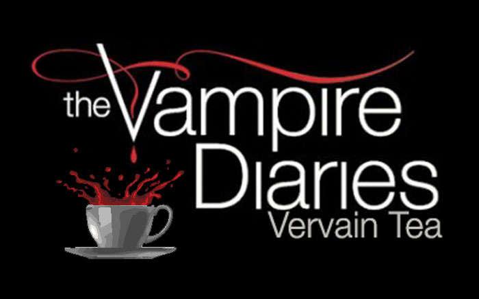 Vampire Diaries Vervain Tea
