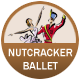 Nutcracker Ballet badge