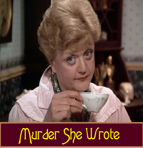Murder She Wrote badge
