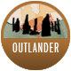 Outlander badge