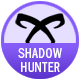 Shadowhunters badge