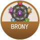 My Little Pony: Friendship Is Magic badge