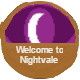 Decaf: Welcome To Nightvale badge