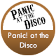 Panic! At The Disco badge