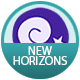 New Horizons badge