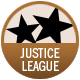 Justice League badge