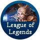 League Of Legends badge