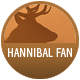 Hannibal - Nbc Tv badge