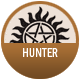 Supernatural badge