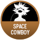 Cowboy Bebop badge