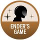 Ender's Game badge