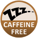 Caffeine Free badge
