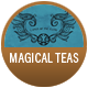 Magical Teas badge
