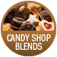A Baked Goods N Candy Shop Blends badge