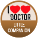 Little Companions badge