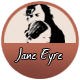 Jane Eyre badge