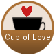 Love In A Teacup badge