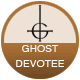 Ghost badge