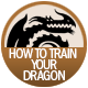 How To Train Your Dragon badge