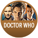 Doctor Who badge