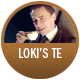 Loki's Te(Army) badge