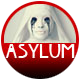American Horror Story: Asylum badge