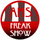 American Horror Story: Freak Show badge