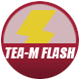 Tea-M Flash badge