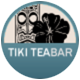 Tiki Teabar badge