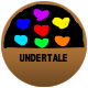 Undertale badge