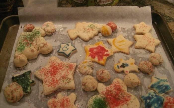 Christmas Cookie Tea