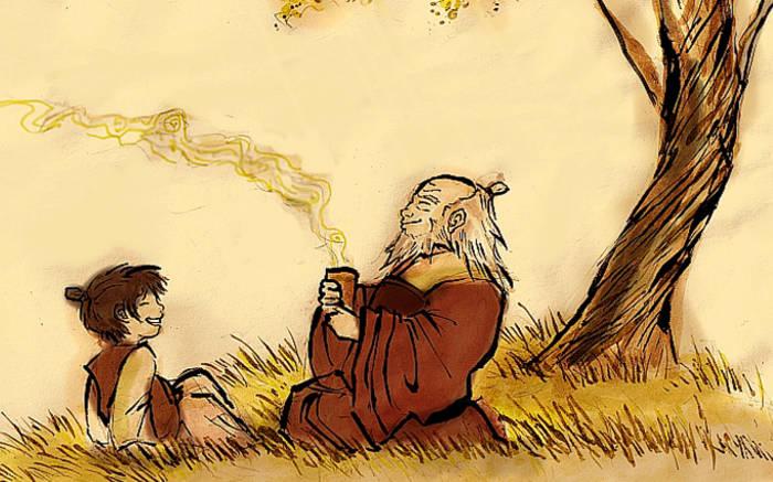 Uncle Iroh 001 Tea