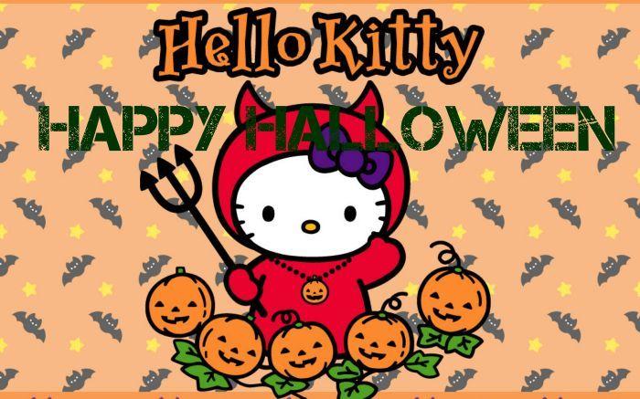 Hello Kitty Halloween Tea
