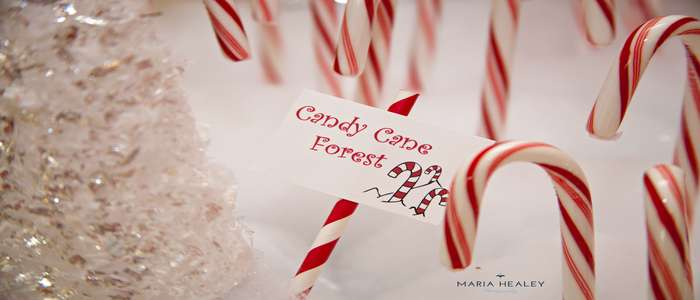 Candy Cane Forest Tea