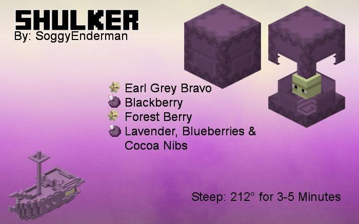 Minecraft Shulker Tea